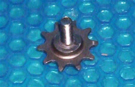 60x10t B Sprocket Gear Gigi o matic opener steel idler sprocket gear a6722 stk
