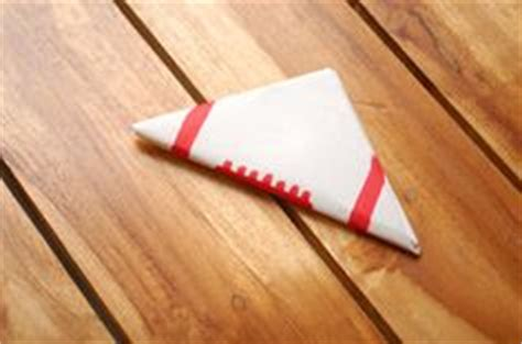 How Do You Make Paper Footballs - paper football on football plays and parenting