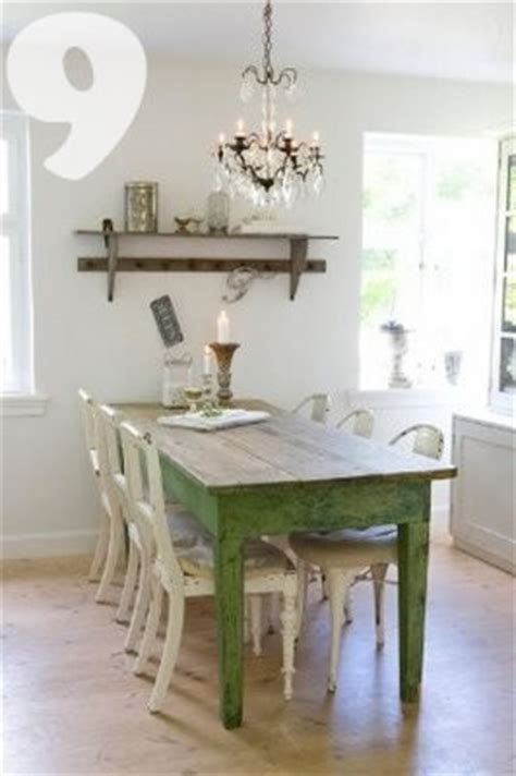 country chic kitchen table 14 fabulous rustic chic dining tables inspiration picklee
