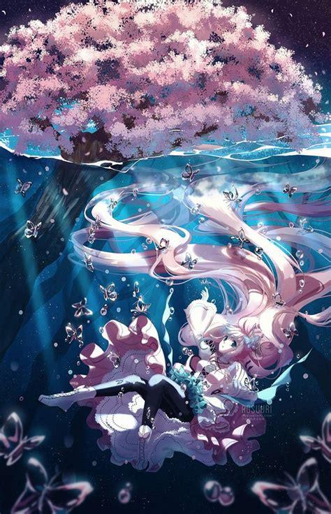 anime artwork beautiful and anime paintings