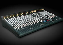 Allen Unlikely Choice Of Chanel by Allen Heath Unveils Low Cost Analog Studio Mixer At 2010
