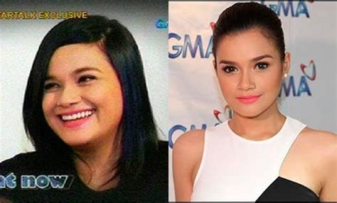 before and after looks of pinoy celebrities look 10 shocking pinoy celebrity transformations