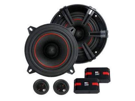 Speaker Crusher Split 2way mb quart osc213 5 1 4 quot onyx component split system 2 way