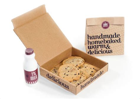 Box Segi Packing Cookies Packing Kue Roti Cake Souvenir Kado 25 Crunchy Biscuits Cookies Packaging Design Ideas