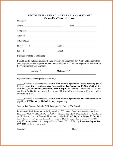 friendship agreement template 8 loan agreement template between family members