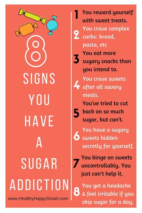 How To Do A Sugar Detox by 8 Signs You A Sugar Addiction Try A Sugar Detox