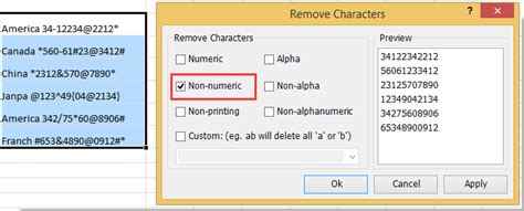 java pattern alphanumeric exle quickly remove numeric alphabetic non printable or