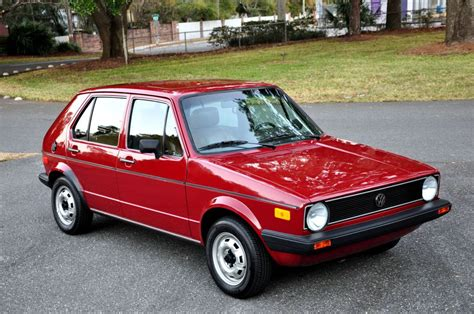 old volkswagen rabbit passed one of these up on the way home 1980 vw rabbit