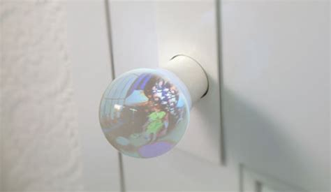 Glass Globe Doorknob By Hideyuki Nakayama Design Milk Glass Globe Door Knob