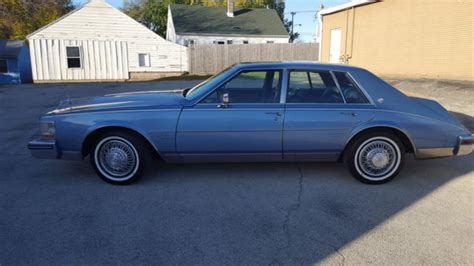 1980 Cadillac Seville For Sale by 1980 Cadillac Seville Base Sedan 4 Door 6 0l For Sale
