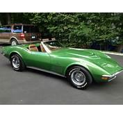 1972 Corvette Stingray LT 1 Convertible For Sale Photos