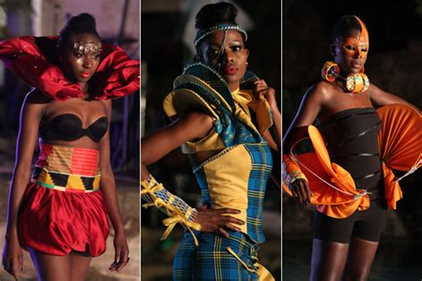 fashion design kenya fashion week brings world class designs to nairobi photos