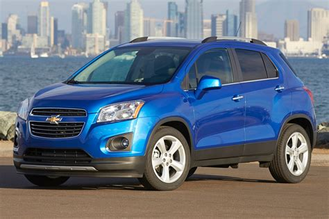 Mobil Trax 1 4 L Ltz At 2016 chevrolet trax suv pricing for sale edmunds