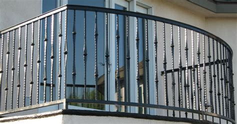 Contemporary Banisters Balcony Amp Stair Railings Decorative Wrought Iron Orange