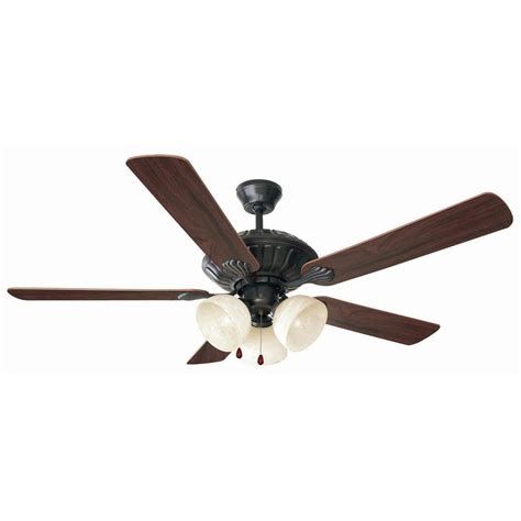 design house ceiling fans design house trevie 52 in oil rubbed bronze ceiling fan
