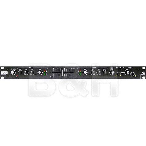 Rane Rack Mixer by Rane Mp2 Rack Mountable Mixer Pre Mp2 B H Photo