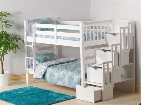 bunk beds with stairs and storage loft bed with stairs and storage storage designs