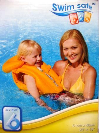 Swim Vest C Motif dunia balon anak rompi renang swim vest