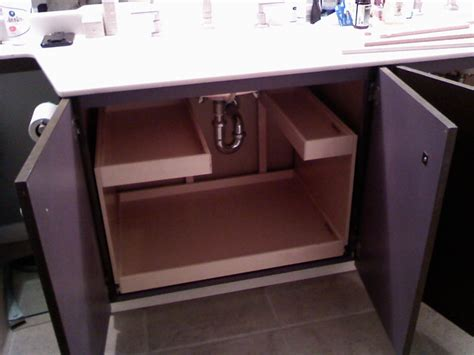 bathroom under cabinet organizers roll out bathroom shelves bathroom cabinets and shelves
