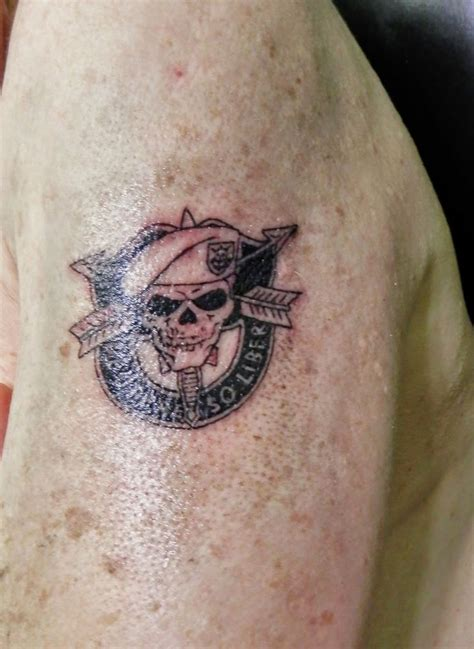 special forces tattoos top 25 ideas about special forces on navy