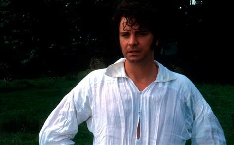 Colin Firth's in-laws thought Mr Darcy looked more ... Colin Firth Pride
