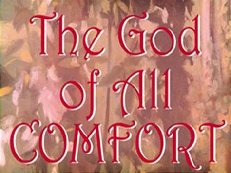 comfort of god god of all comfort 1 corinthians 1 free powerpoint
