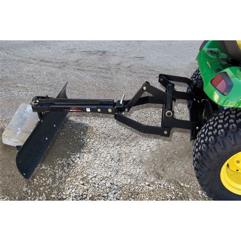 Garden Tractor Sleeve Hitch by Deere Power Integral Sleeve Hitch Lp22835