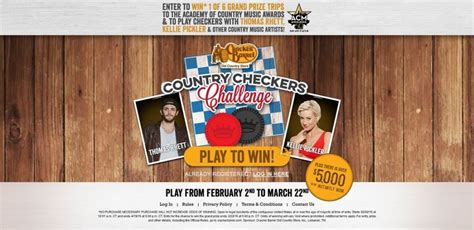 Cracker Barrel Sweepstakes - cracker barrel old country store country checkers challenge play to win