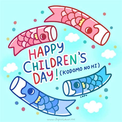 S Day Japan Happy Children S Day Kodomo No Hi Kawaii Japan Lover Me