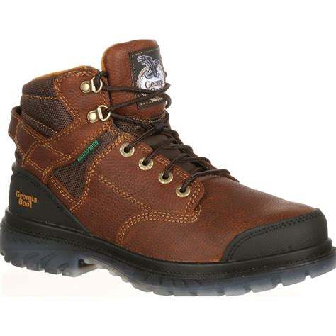 steel toe work boots zero drag steel toe waterproof work boot g086