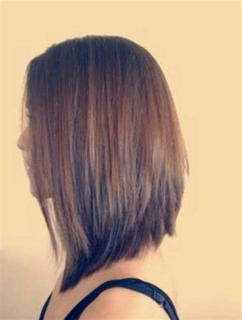 long angled bob hairstyles with back and side views and bangs 20 inverted long bob bob hairstyles 2018 short