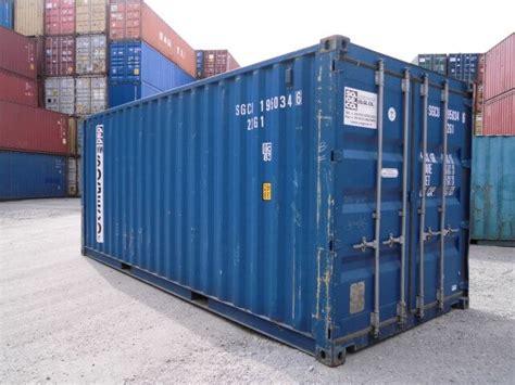 container usate container marittimi nuovi e usati vendita e noleggio sogeco
