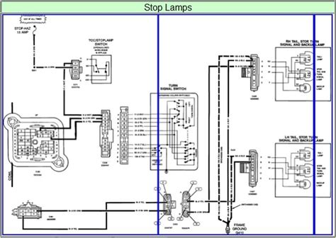 1989 chevrolet truck wiring diagram 1989 ford wiring
