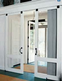 Sliding Door As Front Door Screen Doors For Doors Install Retractable