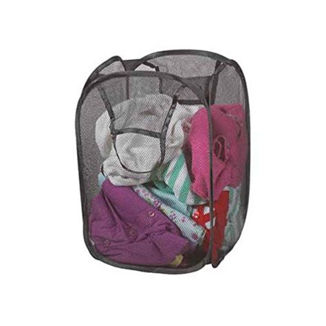 bajer design fold laundry basket hoomall folding large round laundry her basket