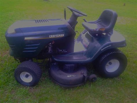 Garage Sale Lawn Mower by Craftsman 42 Quot Cut Mower Lawn Garden For Sale On