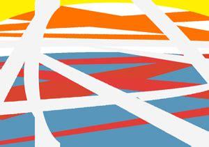 Weisse Farbe Die Gut Deckt by Perspektivischer Pop Malen Wie Al Held