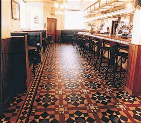 Victorian floor tiles from classic designs to traditional