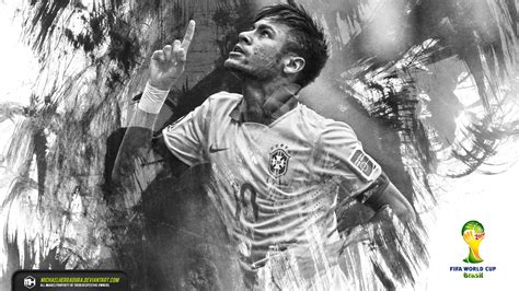 Neumor Black Top neymar junior fifa world cup brazil wallpaper by michaelherradura on deviantart