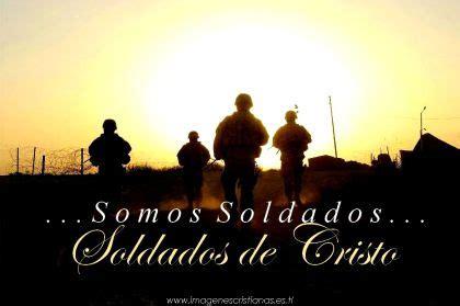 imagenes de soldados orando a dios porque devo pelear la batalla si dios es de paz radio