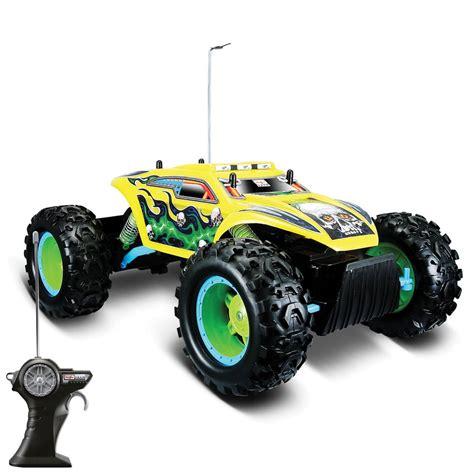 Rc Car Rock Crawler Mobil Remote Mobil Remote 4wd maisto rock crawler remote car incl cell batteries ebay