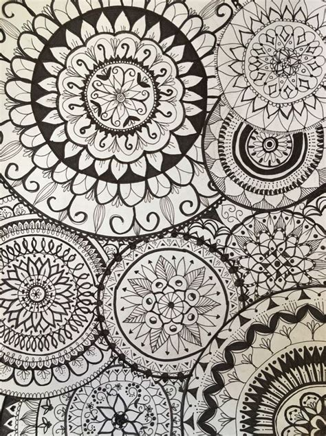 imagenes blanco y negro we heart it m 225 s de 1000 im 225 genes sobre mandalas en pinterest blanco