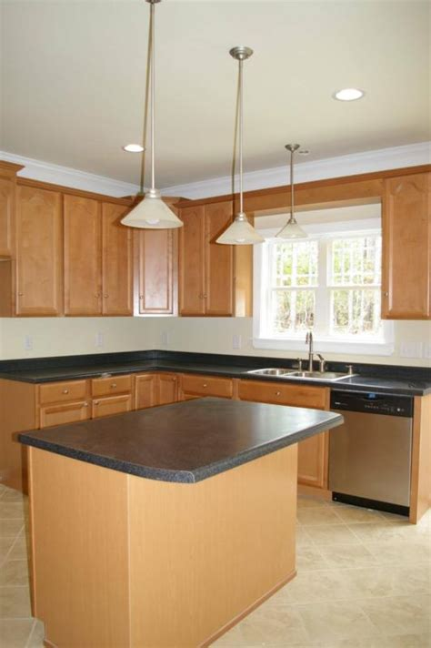 Pictures Of Small Kitchen Islands by Small Kitchen Design With Island Simple Home Decoration