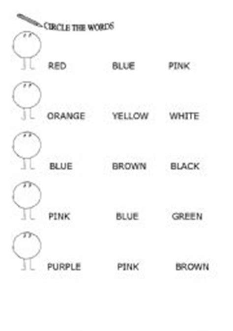 color word recognition worksheets 16 best images of colors names writing worksheets writing color words worksheets name writing