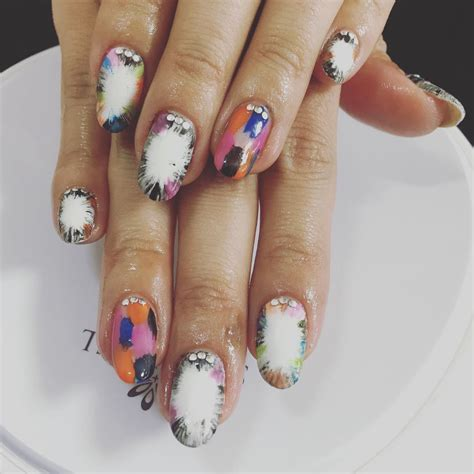 colorful acrylic nails 26 acrylic nail designs ideas design trends