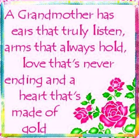 Quotes About Grandmothers Birthday Photo Like If You Your Grandma Children And