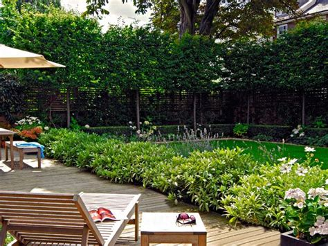 Best Plants For Backyard Privacy by 35 Great Garden Designs Gardens Decks And Backyards