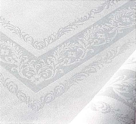 Fine Table Linens Premium Luxury Fine Irish Linen Double Damask Irish Linen