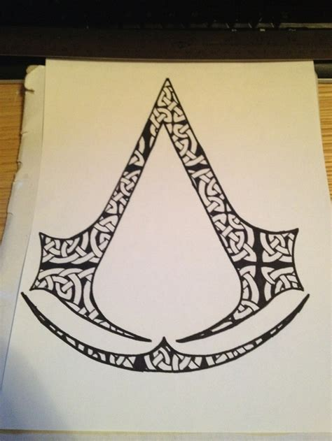 assassin creed tattoo designs 25 best ideas about assassins creed on