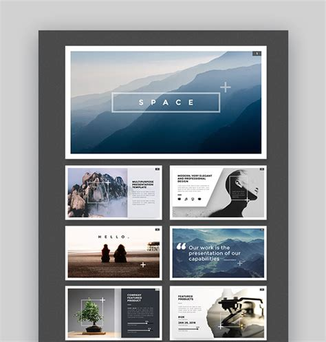 25 Cool Powerpoint Templates To Make Presentations In 2019 Cool Powerpoint
